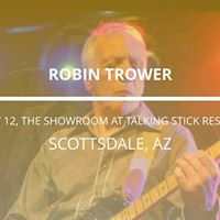 Robin Trower in Scottsdale