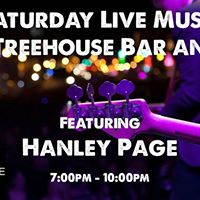 Saturday Live Music at The Treehouse