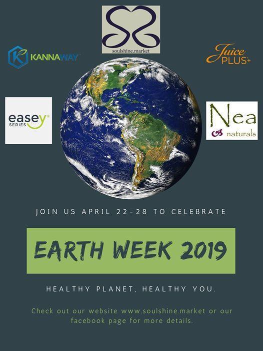 Earth Week Celebration 2019