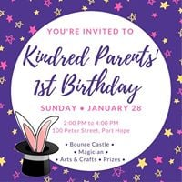 Kindred Parents is tuning ONE