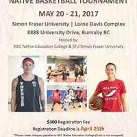 Native Basketball Tournament