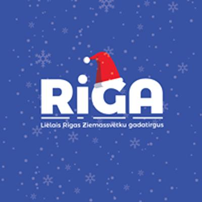 Lielais Rīgas Ziemassvētku gadatirgus
