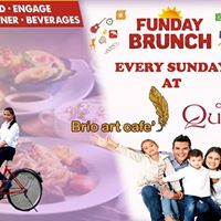 Funday Brunch- The Best Sunday Brunch Ramada