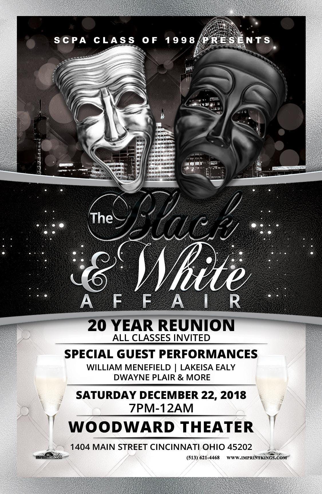 The Black & White Affair