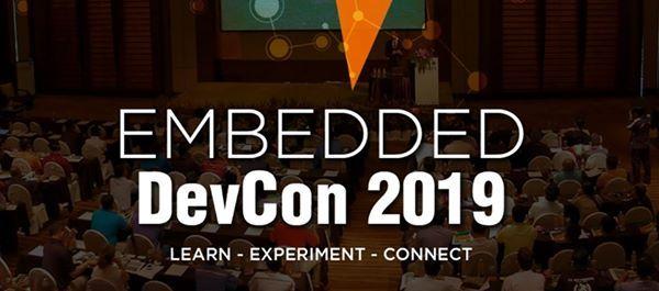 Embedded DevCon 2019 - Bengaluru/Pune at Bengaluru - Pune