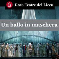 Un ballo In Maschera - di Giuseppe Verdi