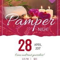 Sisters Friday Night Social (Pamper Night)