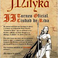 2 Torneo Oficial Ciudad de Riba. Mityka.