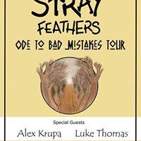 Stray Feathers  Alex Krupa &amp Luke Thomas