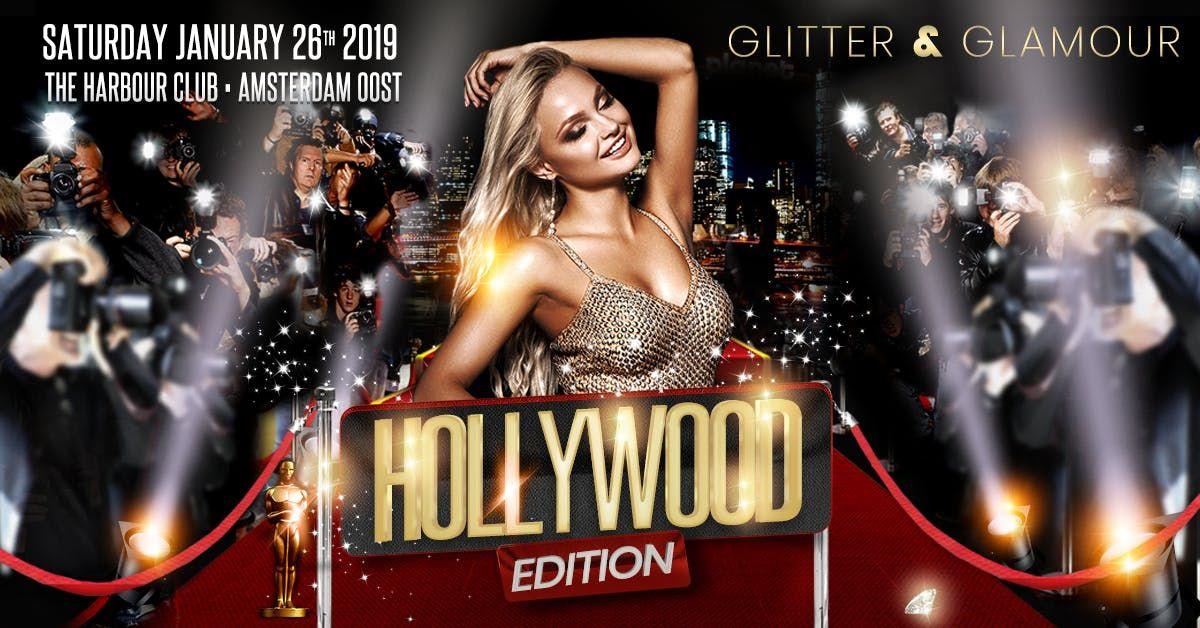 Hollywood edition  Glitter & Glamour