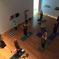 Yoga at the Arnot Art Museum
