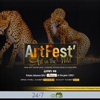 ArtFest - Art in the Wild [4th Edition]
