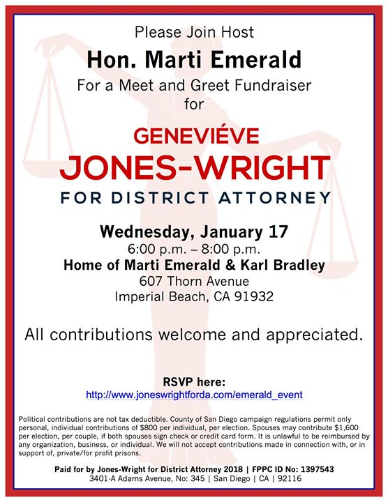 Meet and greet fundraiser with hon marti emerald at 607 thorn ave meet and greet fundraiser with hon marti emerald at 607 thorn ave imperial beach ca 91932 m4hsunfo