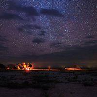 Stargazing &amp Strawberry Plucking at Krishna River Camp 10th Feb