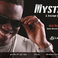 Mystas Debut Single Release Party  Just Believe