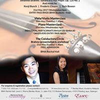 Bentley Music Academy YAP Jebat Kee and Joanne Chang