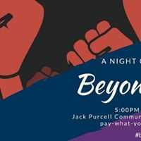 Beyond Borders A Night Of Feminist Resistance