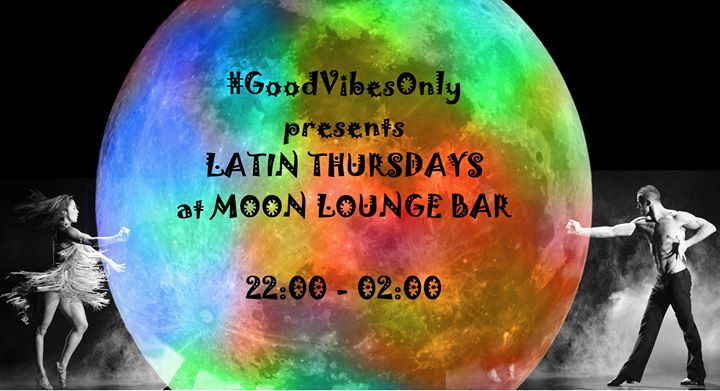 GoodVibesOnly Latin Thursdays Pre-Cyprus Salsa Unite Party at Moon 71217