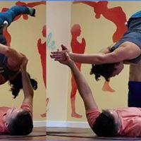 Therapeutic Acro Yoga &amp Thai Massage
