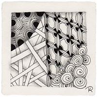 Zentangle - Workshop Meditatives Zeichnen