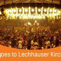 ESN goes to Lechhauser KirchweihBeer Festival