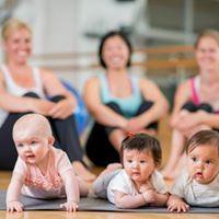 Baby  Postnatal Yoga - Free Taster