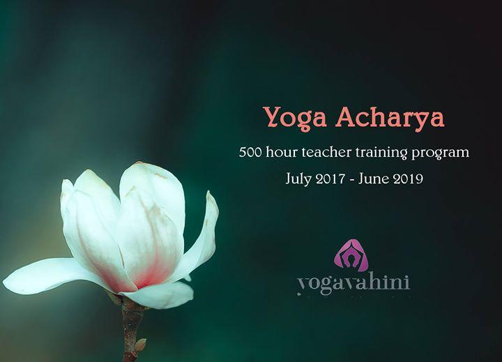 Yoga Acharya 2017-2019