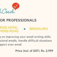 Email Writing for Professionals