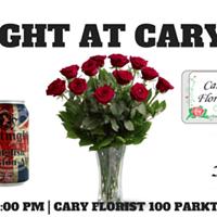 Guys Night at Cary Florist