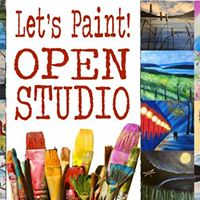 Open Studio Choose Your Own Painting