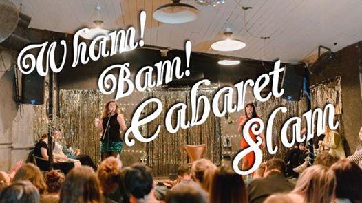 Wham Bam Cabaret Slam