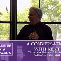 A Conversation with Kent Liberty Hill
