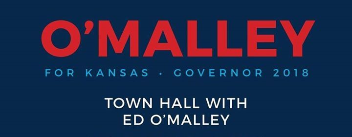 A Town Hall with Ed OMalley in Garden City at Clarion Inn Garden City