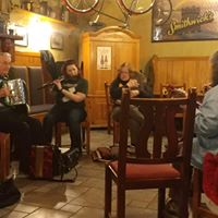 Irish music session - led by Peter Brennan