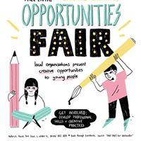 TAKE PART Opportunities Fair