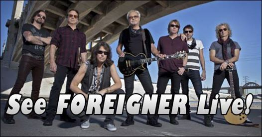 Foreigner in Rancho Mirage