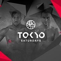 Tokyo Saturdays  Fight Night  Saturday 29th April