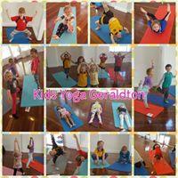 Kids Stress &amp Anxiety yoga workshop