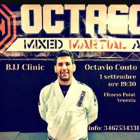 BJJ Clinic by Octavio Couto