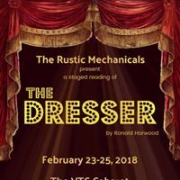 Fundraiser The Dresser by Ronald Harwood (staged reading)