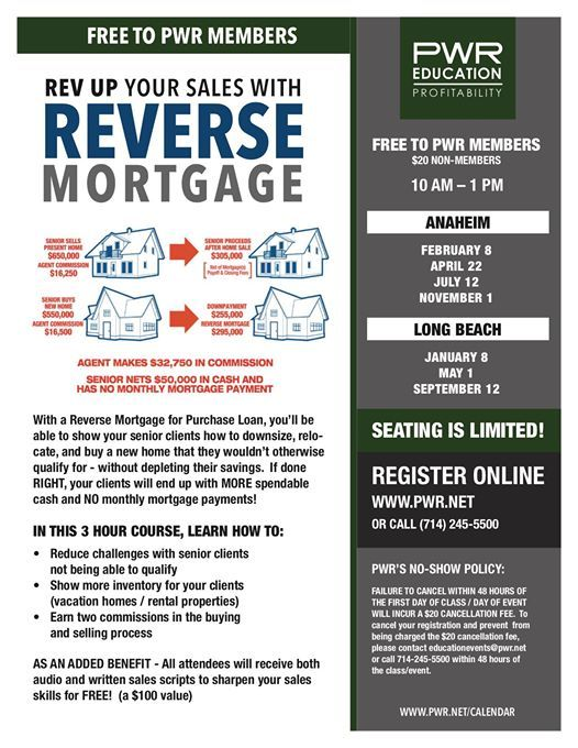Reverse Mortgage Educators