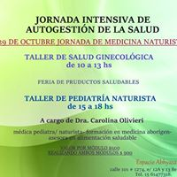 Salud ginecolgica y pediatra naturista