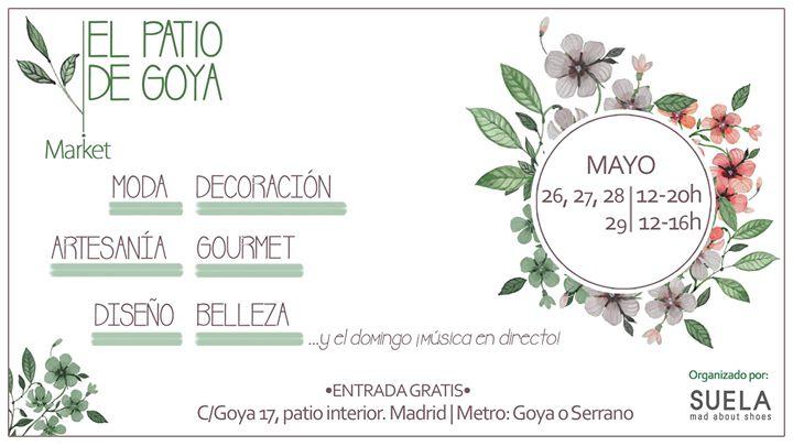 El Patio de Goya Market