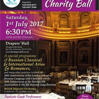 Jubilee Russian Charity Ball