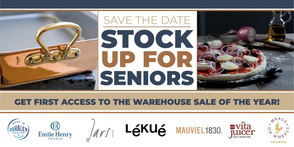 Stock Up For Seniors 2018