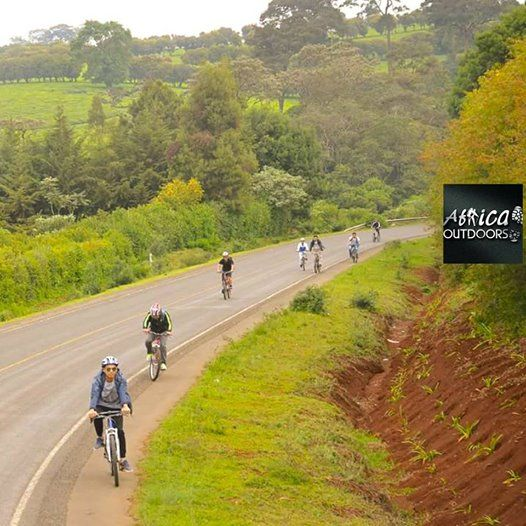 Cycling 103Limuru Green tea Farm