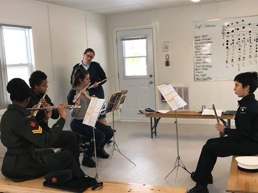 OSLA Brass and Reed Band Clinic