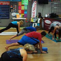 Yoga for Runners - Florida Hospital Lady Track Shack 5k Week