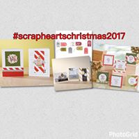 ScrapHearts Ipswich Christmas Tags &amp Cards Workshop