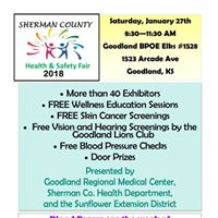 Sherman County Health and Safety Fair